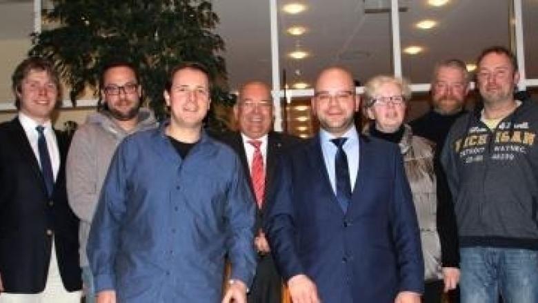 CDU bestätigt erneut Tim Hanke als Fraktionsvorsitzenden