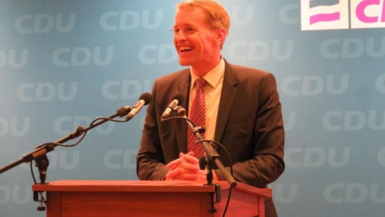 Kreisparteitag der CDU Nordfriesland am 08.10.2015