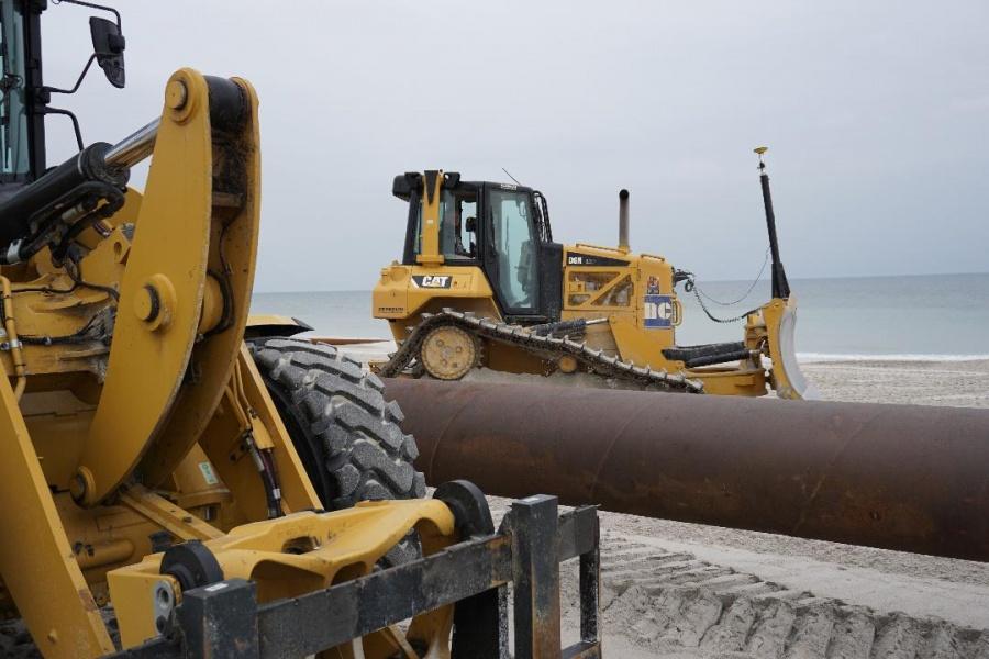 Küstenschutzbereisung Sylt